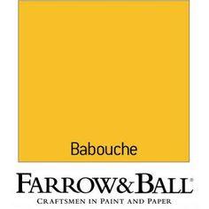Farrow & Ball - Babouche