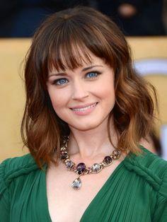 Los peinados más favorecedores para rostros ovalados #oval #face #hairstyles #peinados #rostro #ovalado
