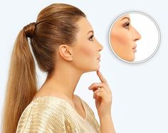 If you feel depressed or inferior due to the bad shape of your nose or any nose problem, just make a plan to visit the Marmm Klinik. To improve the shape of your nose by Rhinoplasty in Indore Nose Problems, Crooked Nose, Nose Reshaping, Wide Nose, Nose Shapes, Indore, Rhinoplasty, Shape Of You, Depressed