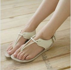 womens flat sandals - Google Search