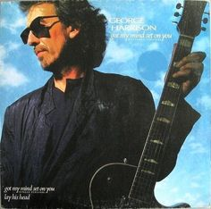 George Harrison - Got My Mind Set On You (Extended Version) GER 1987 Maxi mint--