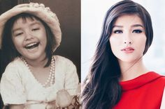 Best Celebrity Throwback Photos: Then & Now - Star Style PH My Ex And Whys, Star Fashion, Women's Fashion, Baby Fat, Liza Soberano, Bowl Cut, Filipina, Ely, Just The Way