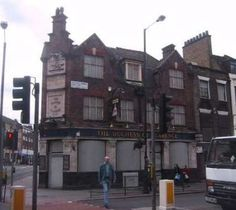 Duchess Of Clarence, Pimlico - another lost pub Street View, Lost, Victoria, London, London England