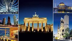 Berlin A place full of museums.....I would be in history nerd heaven.