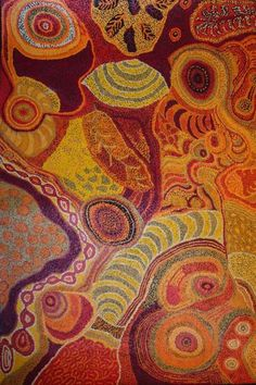 For more Aboriginal art visit us at www.mccullochandmcculloch.com.au #aboriginalart #australianart #contemporaryart