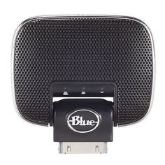 Blue Microphones Mikey 2.0 Recording Microphone for iPod and iPhone 3GS or