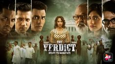 AltBalaji has released the trailer of much-awaited web series- The Verdict- State Vs Nanavati.M Nanavati Download Free Movies Online, The Verdict, Web Series, Original Movie, Thriller, Facts, Full Episodes, Movie Posters, News