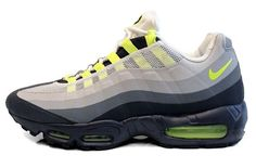new photos d6968 7dcaf anthracite. cool grey. wolf grey. volt. Air Max 95 Neon, Nike