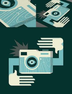 Camera Illustration | Flickr - Photo Sharing!