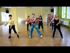 Zumba Gold - Jannifer Lopez- Lets get loud