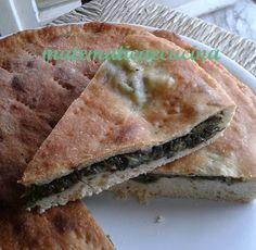Pizza con l'erba: a dish of culinary tradition of Irpinia m@tematicaecucina: Pizza con l'erba- una ricetta della tradizione pop...