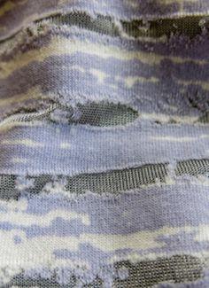 Knit Jersey Forecast A/W – Elemental Knitting Designs, Knitting Stitches, Hand Knitting, Start Knitting, Knitwear Fashion, Knit Fashion, Textiles, Drops Design, Kenzo