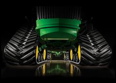 All About Innovation: John Deere Scraper Tractors Big Tractors, John Deere Tractors, John Deere Bedroom, New Tractor, John Deere Equipment, Agriculture, Farming, Farm Life, Innovation