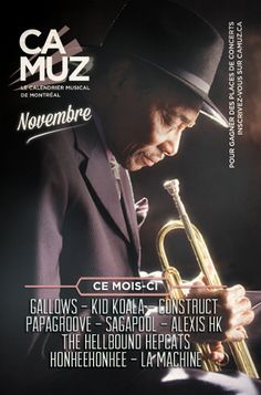 Magazine Camuz No 42 #nightlife #concert #agenda #musique #montréal #camuz Magazine, Concert, Movies, Movie Posters, Fictional Characters, Music, Films, Film Poster, Magazines