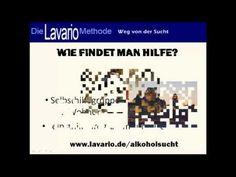 Alkoholprobleme 1 Hilfe gegen Alkoholsucht Lavario-Programm