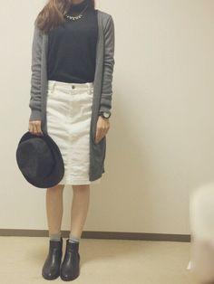 不想讓及膝裙顯得老氣嗎?及膝裙完美穿搭法讓你展現女人曲線更時尚 - PopDaily 波波黛莉的異想世界