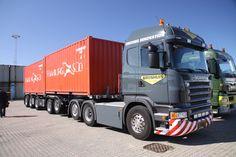 Ministeren ser på ny trailerkombination - Transportmagasinet