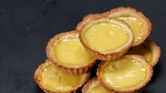 Try These Hong Kong-Style Egg Tarts And Try Not To Melt