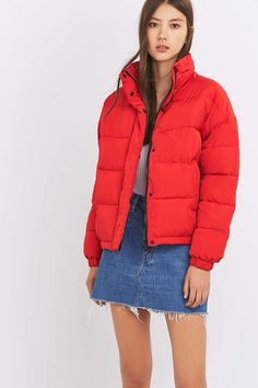 Light Before Dark Cropped Quilted Jacket