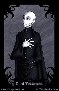 Death Eater Card no.1 by *madcarrot on deviantART
