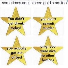 Funny Images, Funny Pictures, Funny Pics, Haha Meme, Sarcasm Only, What Do You Mean, Getting Out Of Bed, Gold Stars, Laugh Out Loud
