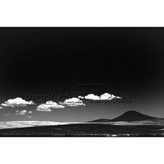 One of our John Rivett landscapes... buy his prints at workart.co.za ... #landscape #johnrivett #blackandwhite #workart #artprintsforsale #canvasart #followus #pictureframes