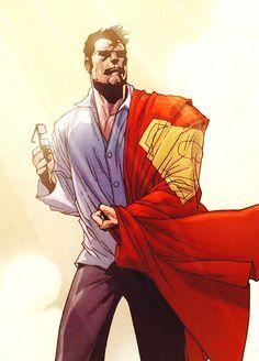 Clark Kent by Leinel Francis Yu