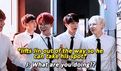 The closer they are, the honest they can be with each other | BTS | Jin | Suga | J-hope | Rapmon | Jimin | V | Jungkook