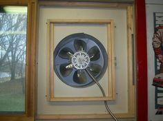 Low Cost Garage Exhaust Fan | The H.A.M.B. | Garage/Shop Planning ...