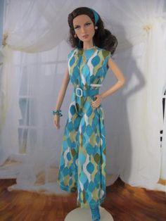 Funky Mood. Zelfgemaakte Barbie kleding te koop via Marktplaats bij de advertenties van Nala fashion. Homemade Barbie doll clothes (OOAK) for sale through Marktplaats.nl Verkocht/sold