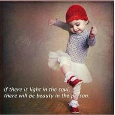 Tri Cities On A Dime: THOUGHT FOR THE DAY -  LIGHT IN THE SOUL