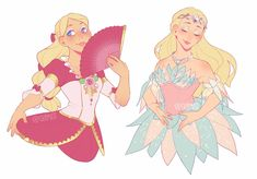 Barbie movies by Glamist on DeviantArt Cartoon Kunst, Cartoon Drawings, Cartoon Art, Barbie Drawing, Character Art, Character Design, Poses References, Barbie Movies, Disney And Dreamworks