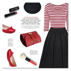 """""""Ootd"""" by arohii ❤ liked on Polyvore featuring Bobbi Brown Cosmetics and Kate Spade"""