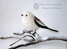 Felt Animals, Cute Animals, 3d Figures, Felt Toys, Needle Felting, Lana, Birds, Animation, Crafts