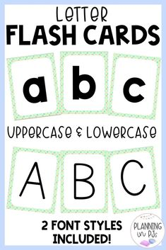 Letter Flash Cards Perfect for word wall headers, extra practice in circle time or small groups, as an assessment tool, and so much more! Kindergarten Flash Cards, Kindergarten Language Arts, Kindergarten Learning, Preschool, Ps Letter, Letter Assessment, Letter Flashcards, Word Wall Headers, Polka Dot Theme