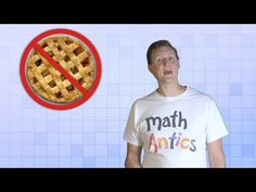 Math Antics - Circles, What Is PI? - YouTube (spaghetti noodles as circumference example)