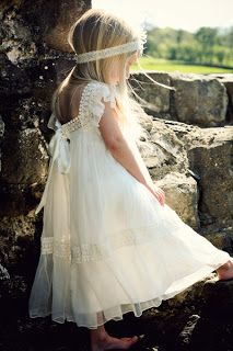 Coast to Country Weddings: The Most Cutest Flowergirl Dresses by Tea Princess