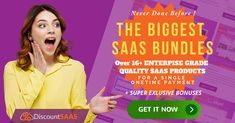 1st BATCH (1-10) 18+ ENTERPISE GRADE QUALITY SAAS PRODUCTS FOR A SINGLE ONETIME PAYMENT (SAVE UPTO $3997+ ON YOUR YEARLY EXPANSE) + SUPER EXLUSIVE BONUSES — CANVA PRO EDU 3 YEARS — 5 ADDITIONAL SAAS ON OUR COLLECTION — 60+ PREMIUM SAAS RESELLER LICENSE ALL DETAILS HERE The post March 2021 Big Bundle – 18 SaaS – 1st Batch appeared first on DiscountSAAS. Marketing Software, Internet Marketing, Seo Tools, Get It Now, Yearly, 3 Years, Online Business, March, Popular