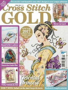 Cross Stitch Gold №134 2016 скачать бесплатно