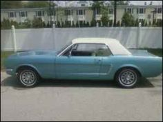 1965 Mustang Coupe. Different wheels. Ours was originally orange-red, but ended up baby blue. The 6-cylinder was never its finest feature. My daughter named it Linda. Making it reliable was a Sisyphus-like task. Ran out of wallet before running out of projects.