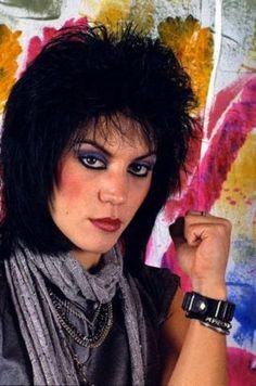 Joan Jett. Still Love Her Hair style...