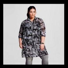 a32394c40f8 Details about Ava Viv 4X Top Plus Size 1X 2X 3X Short Sleeve Floral V-Neck Blouse  Shirt Womens