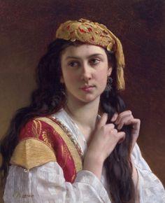 Charles-Amable Lenoir, Day Dreams, 19th century