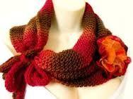 Resultado de imagen para bufandas tejidas crochet