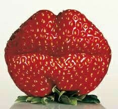Coop Konsum ad campaign for healthy eating and Fresh produce ad - strawberry Weird Fruit, Funny Fruit, Strange Fruit, Weird Food, Fruit And Veg, Fruits And Vegetables, Strawberry Pictures, Funny Vegetables, Weird Shapes