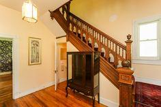 Historic Wilson-Bennett House c.1900 - Entry Foyer