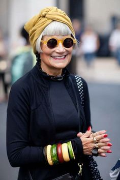 Style=Style at any age.