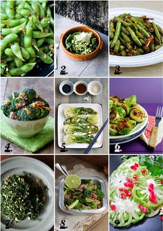 Delicious green vegetable recipes you will love