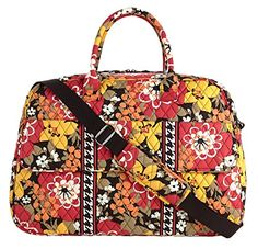 Vera Bradley Grand Traveler in Bittersweet ** Details can be found by clicking on the image.