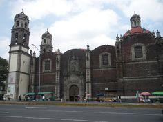Templo de la Santa Veracruz.